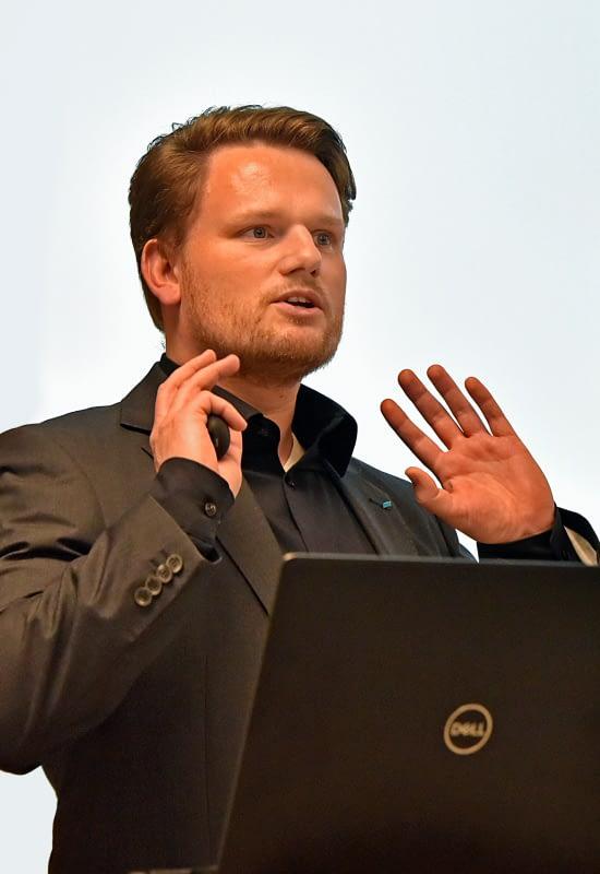 Philipp Engel. Energieeffizienz-Experte der KEFF Südlicher Oberrhein