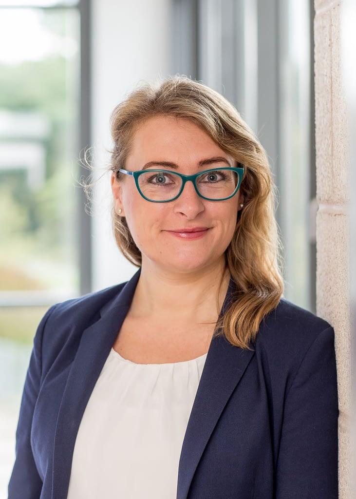 Alena Kotter, Content-Strategin und Marketing-Expertin für die Kompetenzstelle Energieeffizienz Südlicher Oberrhein