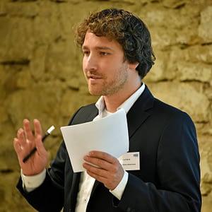 Jannis Klonk, Energieeffizienz-Experte der KEFF Südlicher Oberrhein