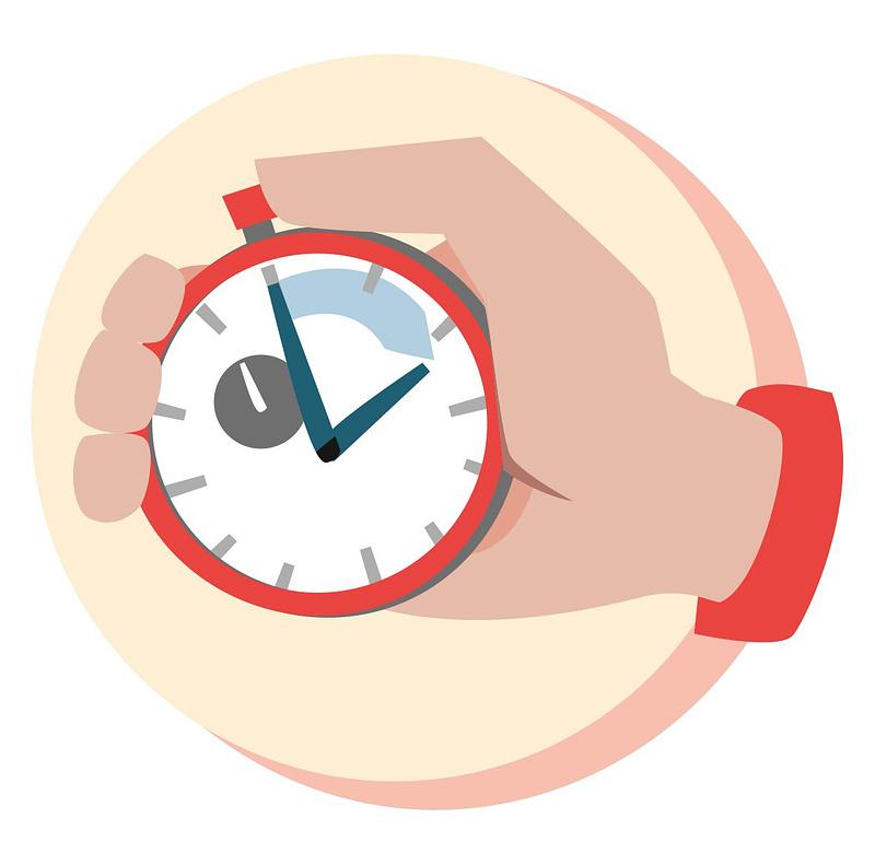 Icon für die schnelle, effiziente Durchführung des KEFF-Checks